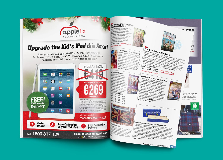 magazinead copyapple